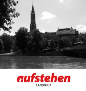 Aufstehen Landshut